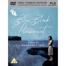 Blue Black Permanent (1992) (Blu-ray & DVD) (UK Import), Blu-ray Disc
