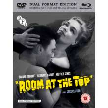 Room At The Top (1958) (Blu-ray & DVD) (UK Import), 1 Blu-ray Disc und 1 DVD