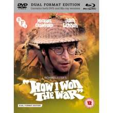 How I won the war (1967) (Blu-ray & DVD) (UK Import), Blu-ray Disc