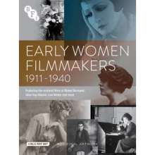 Early Women Filmmakers Collection (UK Import), 4 Blu-ray Discs
