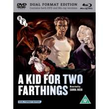 A Kid For Two Farthings (1955) (Blu-ray & DVD) (UK Import), 1 Blu-ray Disc und 1 DVD