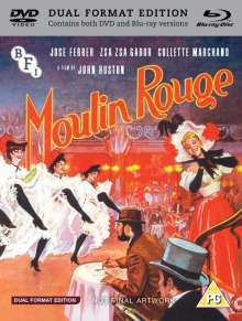 Moulin Rouge (1952) (Blu-ray & DVD) (UK Import), 2 Blu-ray Discs
