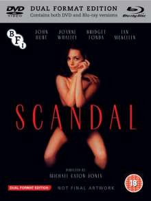Scandal (1988) (Blu-ray & DVD) (UK Import), 1 Blu-ray Disc und 1 DVD