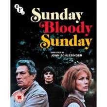 Sunday Bloody Sunday (1971) (Blu-ray) (UK Import), Blu-ray Disc