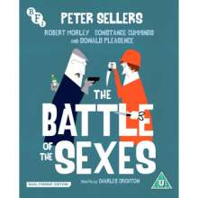 The Battle Of The Sexes (1959) (Blu-ray & DVD) (UK Import), 1 Blu-ray Disc und 1 DVD