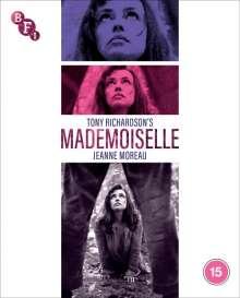 Mademoiselle (1966) (Blu-ray & DVD) (UK Import), Blu-ray Disc