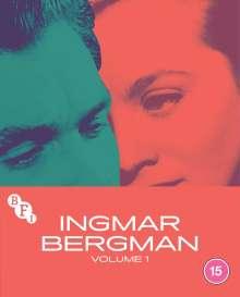 Ingmar Bergman Volume 1 (UK Import), 5 Blu-ray Discs