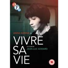 Vivre Sa Vie (1962) (UK Import), DVD
