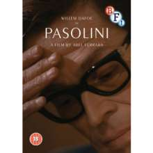 Pasolini (2014) (UK Import), DVD