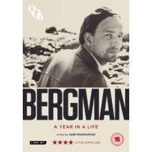 Ingmar Bergman: A Year In A Life (2018) (UK Import), DVD