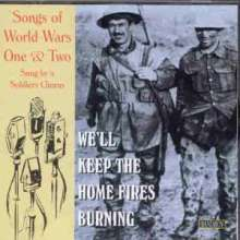 The Band Of The Royal Corps Of Signals: We'll Keep The Home Fires Burning, CD