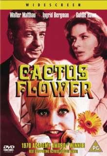 Cactus Flower (UK Import mit deutscher Tonspur), DVD