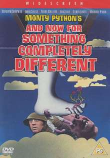 Monty Python: And Now For Something... (1971) (UK Import), DVD