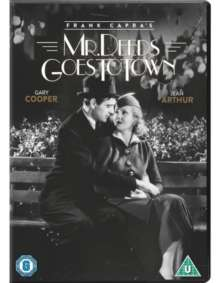 Mr. Deeds Goes To Town (UK Import mit deutscher Tonspur), DVD