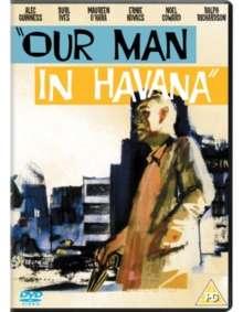 Our Man In Havana (UK Import mit deutscher Tonspur), DVD