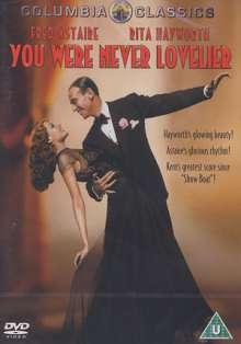 You Were Never Lovelier (1942) (UK Import), DVD