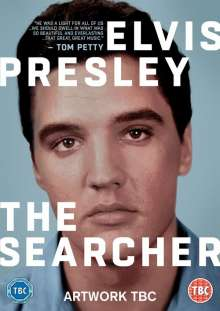 Elvis Presley: The Searcher (UK Import), DVD
