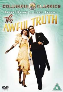The Awful Truth (1937) (UK Import), DVD