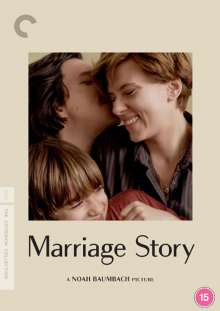 Marriage Story (2019) (UK Import), DVD