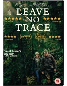 Leave No Trace (UK Import), DVD