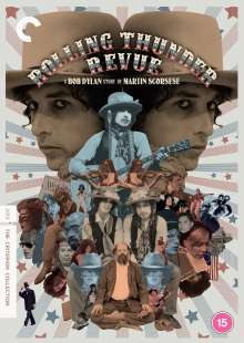 Rolling Thunder Revue -  A Bob Dylan Story By Martin Scorsese (2019) (UK Import), DVD