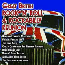 Great British Rock'n'Roll & Rockabilly Reunion, CD