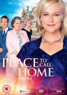 A Place to Call Home Season 5 (UK Import), 2 DVDs