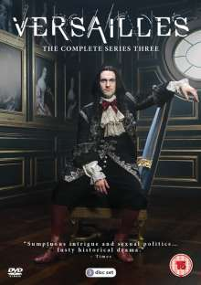 Versailles Season 3 (UK Import), 3 DVDs