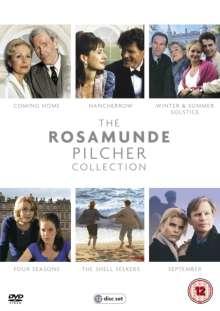 The Rosamunde Pilcher Collection (UK Import), 12 DVDs