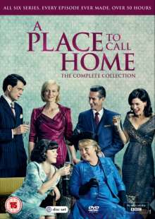 A Place to Call Home Season 1-6 (UK Import), 12 DVDs
