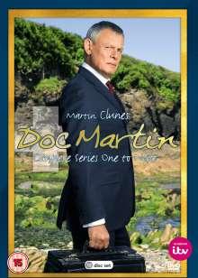 Doc Martin Season 1-9 (UK Import), 18 DVDs