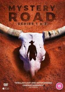 Mystery Road Season 1 & 2 (UK Import), 4 DVDs