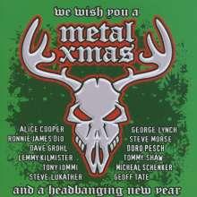 We Wish You A Metal Xmas, CD