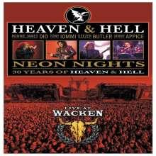 Heaven & Hell: Neon Nights (Live At Wacken 2009), CD