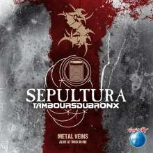 Sepultura: Metal Veins: Alive At Rock In Rio 2013, CD