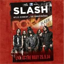 Slash: Live At The Roxy 25.9.14 (Explicit), 2 CDs
