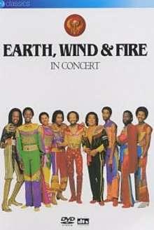 Earth, Wind & Fire: In Concert, DVD