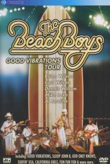 The Beach Boys: Good Vibrations Tour, DVD