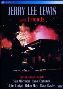 Jerry Lee Lewis: Jerry Lee Lewis & Friends, DVD