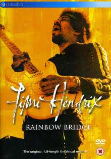 Jimi Hendrix: Rainbow Bridge, DVD