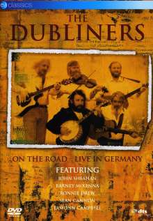 The Dubliners: On The Road: Live In Germany (EV Classics), DVD