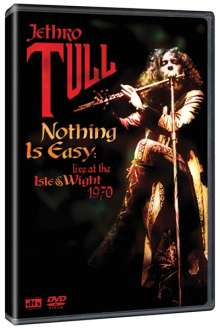 Jethro Tull: Nothing Is Easy (Live), DVD