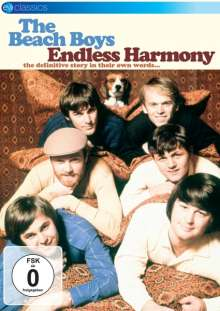 The Beach Boys: Endless Harmony: The Definitive Story In Their Own Words..., DVD