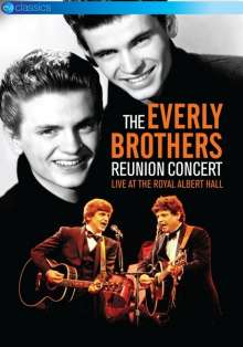 The Everly Brothers: Reunion Concert - Live At The Royal Albert Hall, DVD