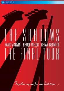 The Shadows: The Final Tour, DVD