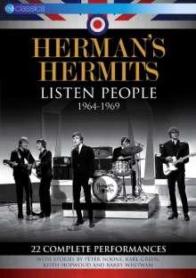 Herman's Hermits: Listen People 1964 - 1969 (EV Classics), DVD