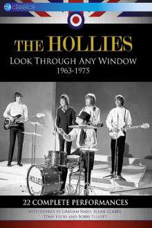 The Hollies: Look Through Any Window 1963 - 1975, DVD