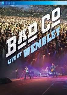 Bad Company: Live At Wembley 2010 (EV Classics), DVD