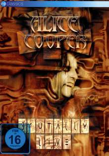 Alice Cooper: Brutally Live 2000 (EV Classics), DVD