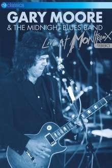 Gary Moore: Live At Montreux 1990 (EV Classics), DVD
